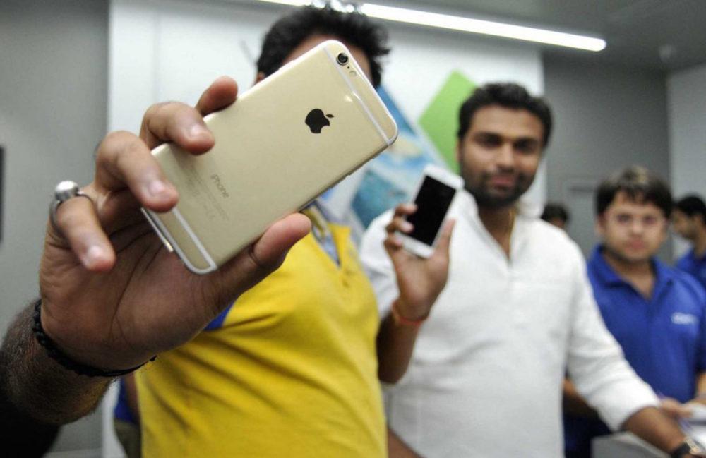 Apple iPhone 6 Inde 1000x649 Apple ne propose plus à la vente les iPhone SE, 6, 6 Plus et 6s Plus en Inde