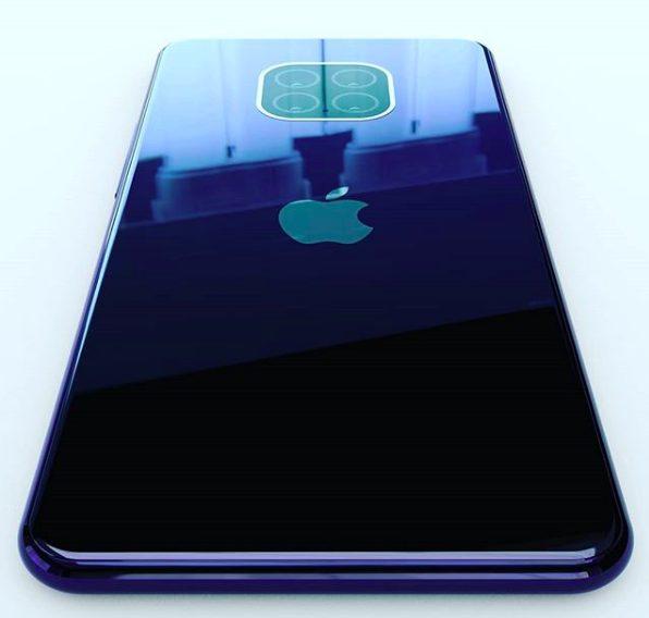 Concept iPhone 13 Polar 10 Un concept baptisé iPhone 13 « Polar » imagine déjà liPhone 13