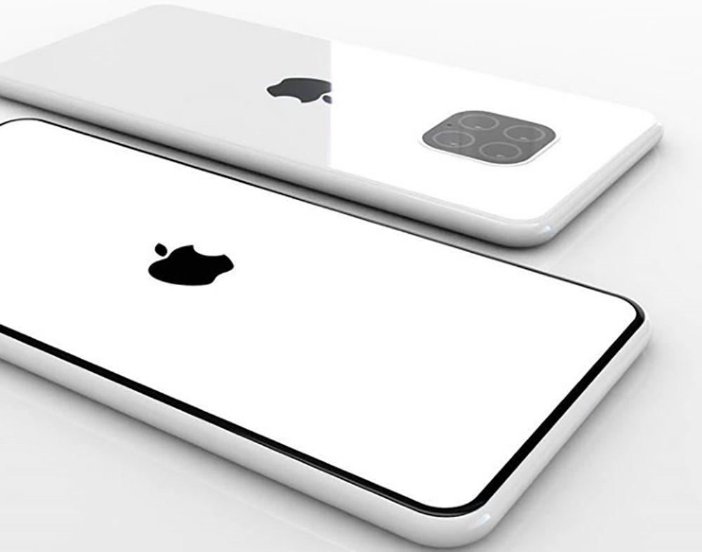 Concept iPhone 13 Polar 1000x786 Un concept baptisé iPhone 13 « Polar » imagine déjà liPhone 13