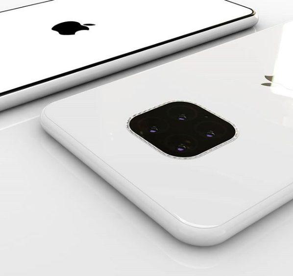 Concept iPhone 13 Polar 5 Un concept baptisé iPhone 13 « Polar » imagine déjà liPhone 13