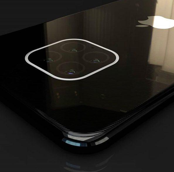 Concept iPhone 13 Polar 7 Un concept baptisé iPhone 13 « Polar » imagine déjà liPhone 13