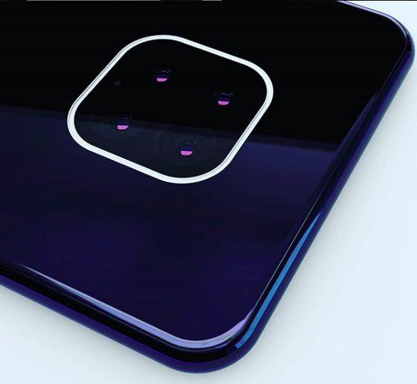 Concept iPhone 13 Polar 8 Un concept baptisé iPhone 13 « Polar » imagine déjà liPhone 13