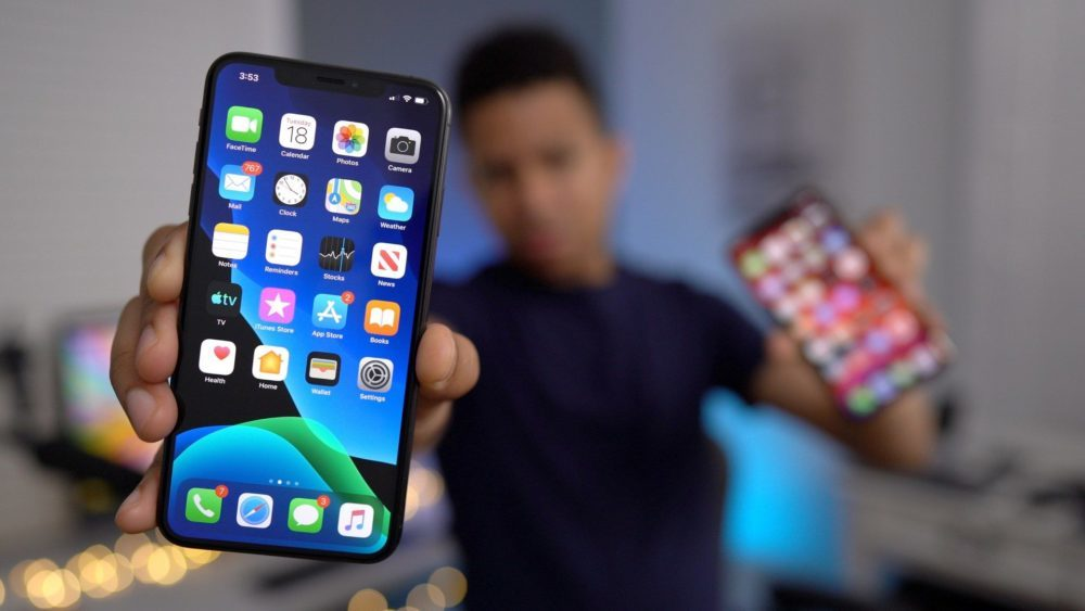 iOS 13 iPadOS 1000x563 La bêta 4 publique diOS 13 et diPadOS 13 est disponible