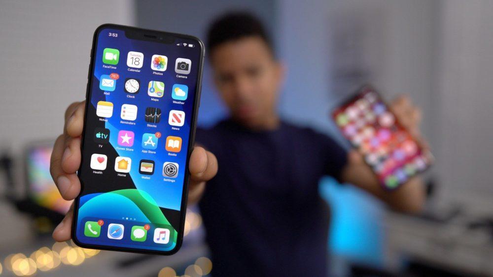 iOS 13 iPadOS 1000x563 Les mises à jour et restaurations vers iOS 13.2 sont désormais impossibles