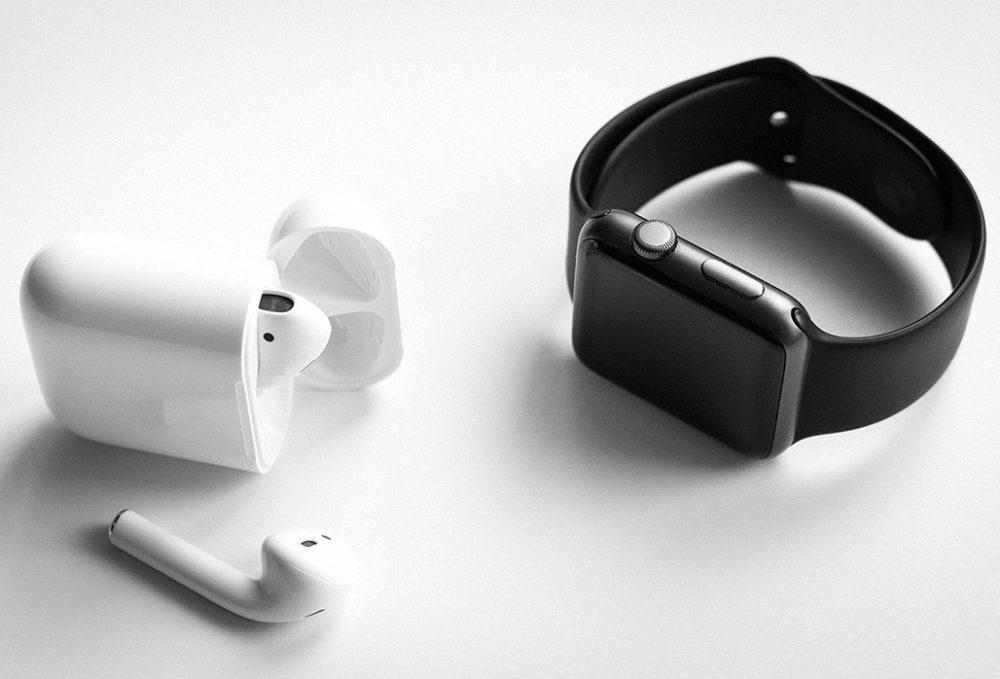 AirPods Apple Watch 1000x679 Les revenus de lApple Watch et des AirPods pourront sous peu dépasser ceux du Mac et de liPad