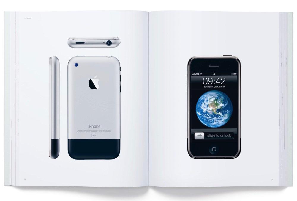 Livre Design Apple 1000x676 Apple cesse de vendre son livre sur le design nommé « Designed by Apple in California »