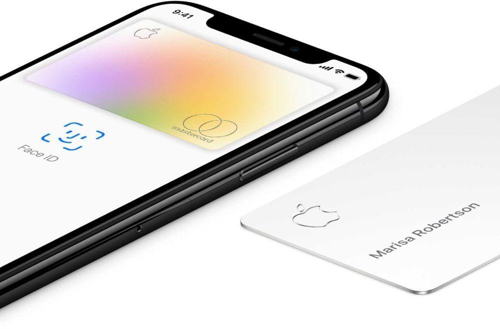 apple card 1000x659 Apple Card : une première publicité est diffusée par Apple