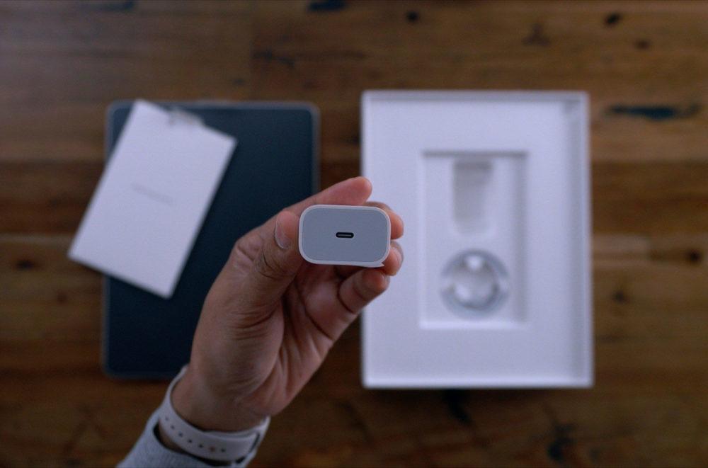 iPad Pro 18W Chargeur 1000x661 iPhone 2019 : une autre rumeur parle dun chargeur USB C dans la boîte