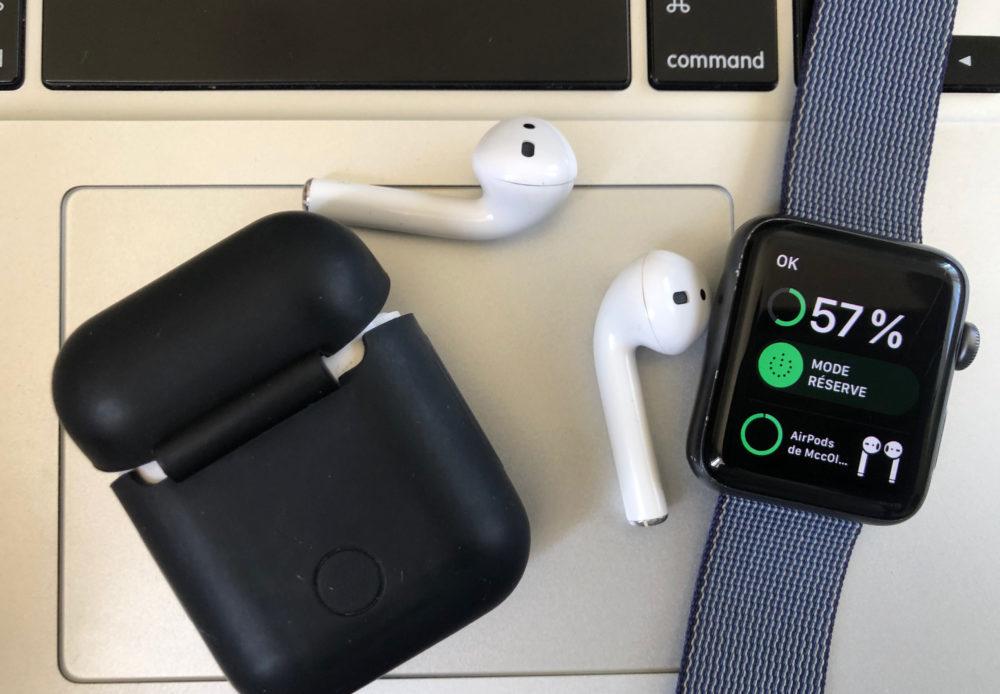 Apple Watch AirPods App4Phone 1000x694 Apple publie watchOS 6.2.9 pour les anciennes Apple Watch