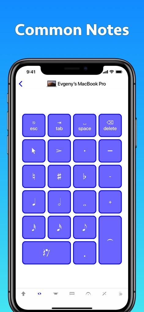 Sibelius KeyPad Bons plans App Store du 12/09/2019