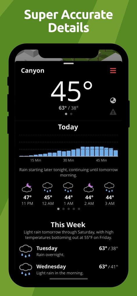 Tinyclouds Weather Bons plans App Store du 16/09/2019