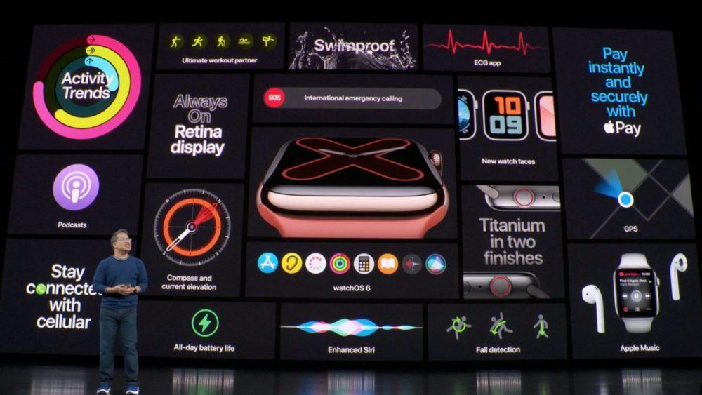 apple watch series 5 nouveautes LApple Watch Series 5 et lheure à chaque instant