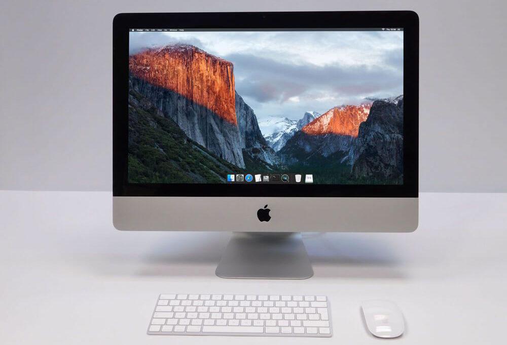 iMac 21.5 pouces 2013 1000x682 LiMac 21,5 pouces début 2013 est désormais considéré comme obsolète par Apple