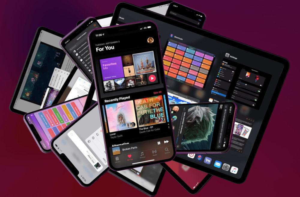iOS 13 iPadOS 13 1000x658 Apple ne propose plus au téléchargement la version diOS 13.1