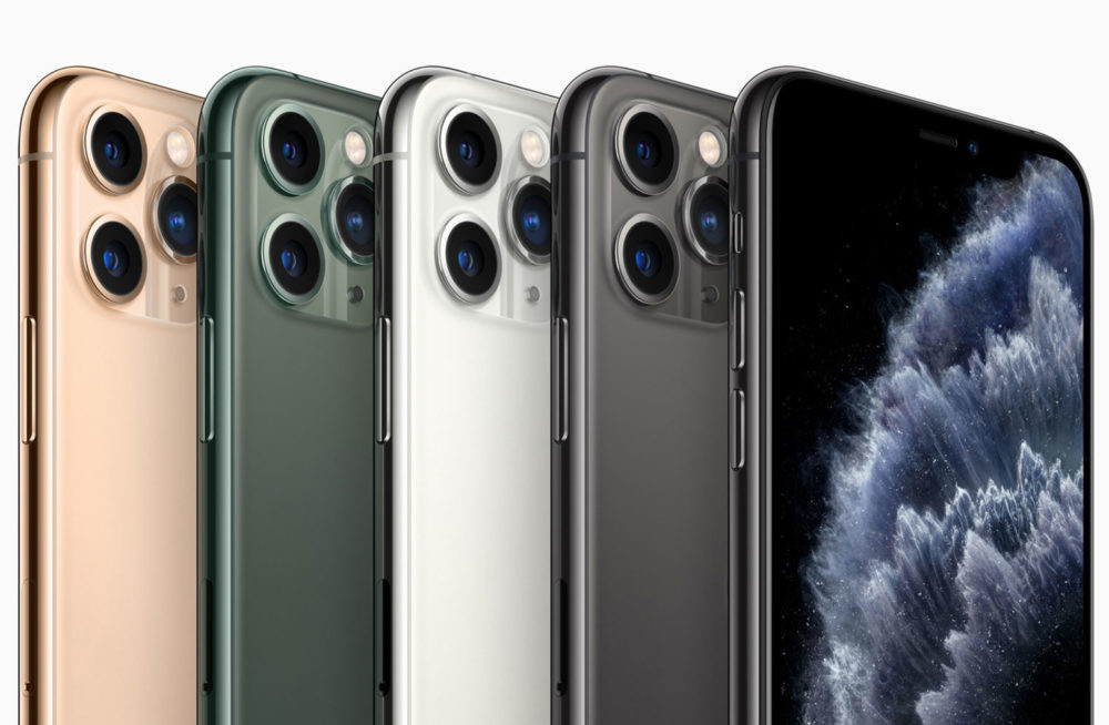 iPhone 11 Pro Max 1000x654 iPhone 11 Pro et iPhone 11 Pro Max : 3 appareils photo, écran Super Retina XDR, puce A13...