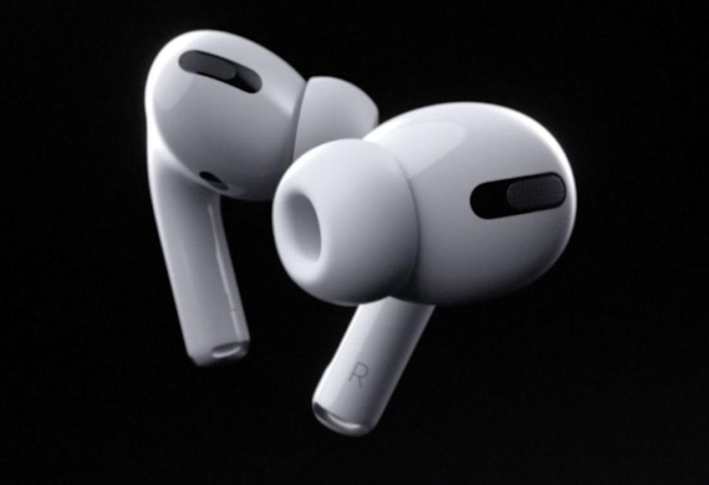 AirPods Pro AirPods 1000x684 AirPods Pro : la production est doublée par Apple