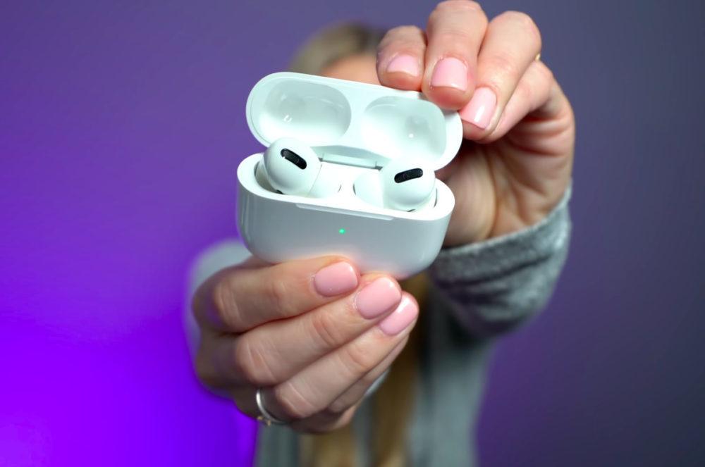 AirPods Pro Deballage 1000x663 Si vous voulez nettoyer vos AirPods Pro, Apple vous explique comment faire