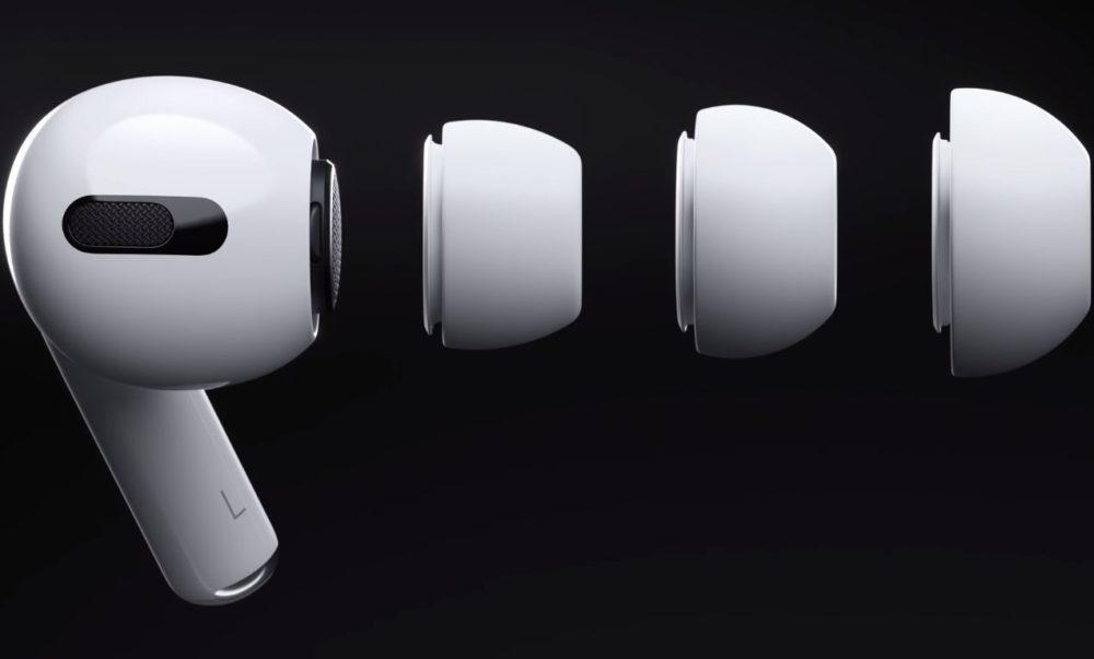 Airpods Pro Embouts 1000x603 Vous pouvez remplacer gratuitement les embouts de vos AirPods Pro avec AppleCare+