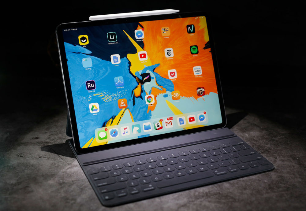 Apple 2018 iPad Pro 1000x690 La bêta 2 d'iPadOS 13.2 rend complètement inutilisables certains iPad Pro