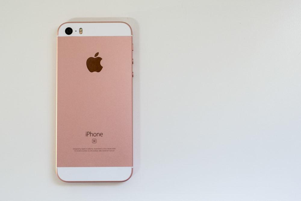 Apple iPhone SE 1000x667 Lécran LCD de liPhone SE 2 pourrait être produit par LG