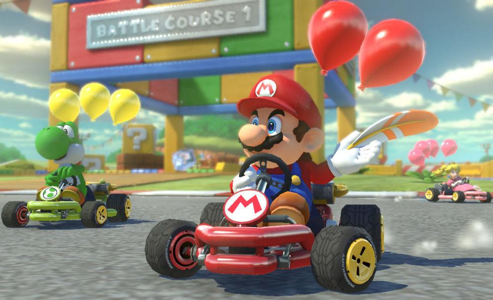 Mario Kart Tour iPhone 1000x609 Mario Kart Tour a été téléchargé 90 millions de fois une semaine après sa sortie