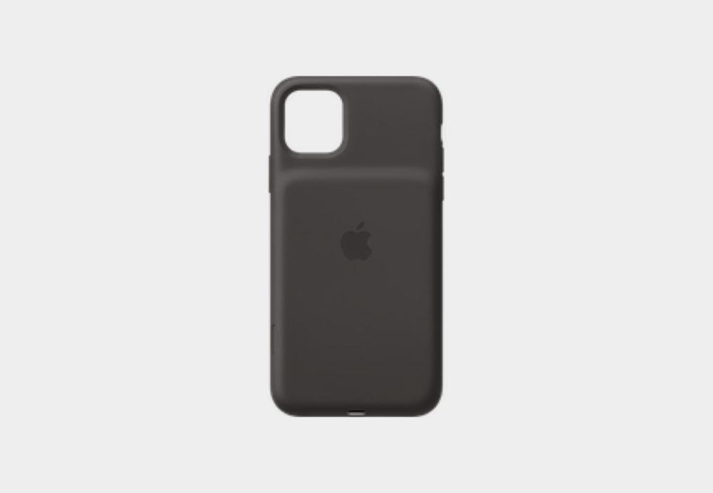 Smart Battery Cas iPhone 11 Pro 1000x691 iPhone 11 et 11 Pro : le design de la Smart Battery Case déniché dans iOS 13.2