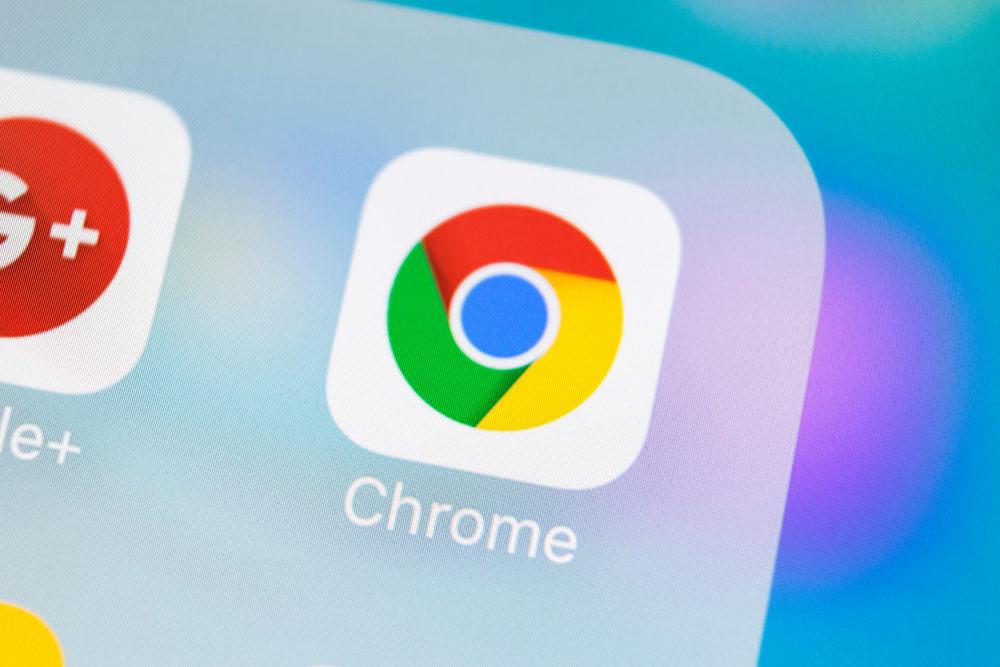 google chrome navigateur 1000x667 Le navigateur Google Chrome sur iOS reçoit une mise à jour : mode sombre et autres nouveautés