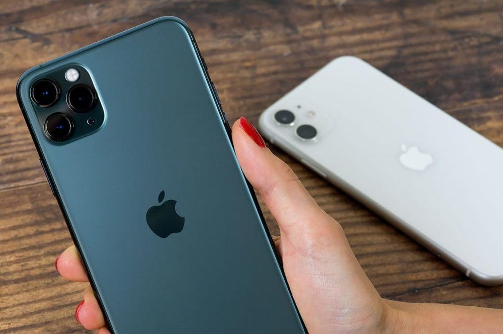 iPhone 11 Pro iPhone 11 1000x664 69% des ventes diPhone aux États Unis pour la fin 2019 sont occupés par les iPhone 11/11 Pro