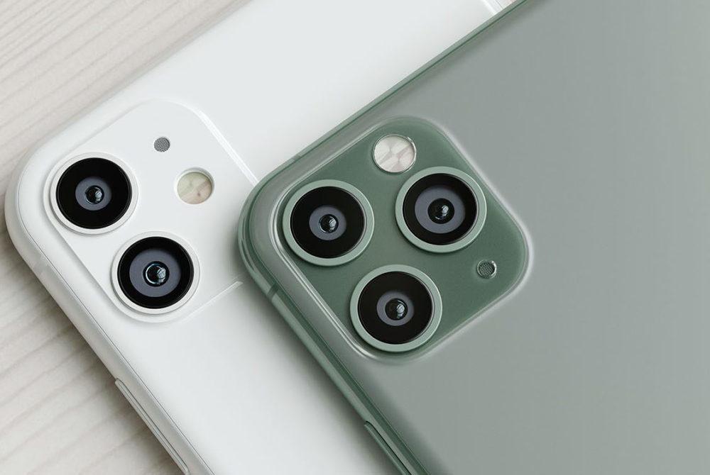 iPhone 11 et iPhone 11 Pro Dos Camera 1000x670 Grâce à liPhone 11/11 Pro, Apple a pu progresser en Europe, au Japon et en Australie, pas aux États Unis