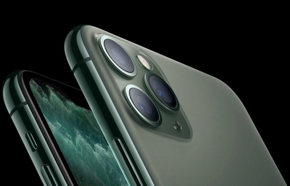 iphone 11 pro avant arriere 1000x641 Apple rend disponible iOS 13.2 bêta 1 : Deep Fusion arrive pour les iPhone 11