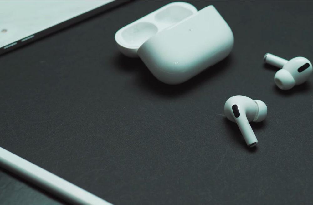 AirPods Pro Apple Pencil iPad Pro AirPods Pro : une qualité audio améliorée, mais pas au dessus des Galaxy Buds de Samsung