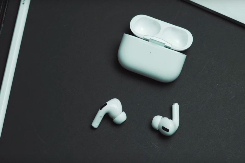 AirPods Pro Apple Pencil Apple ne propose plus la dernière mise à jour des AirPods 2 et des AirPods Pro