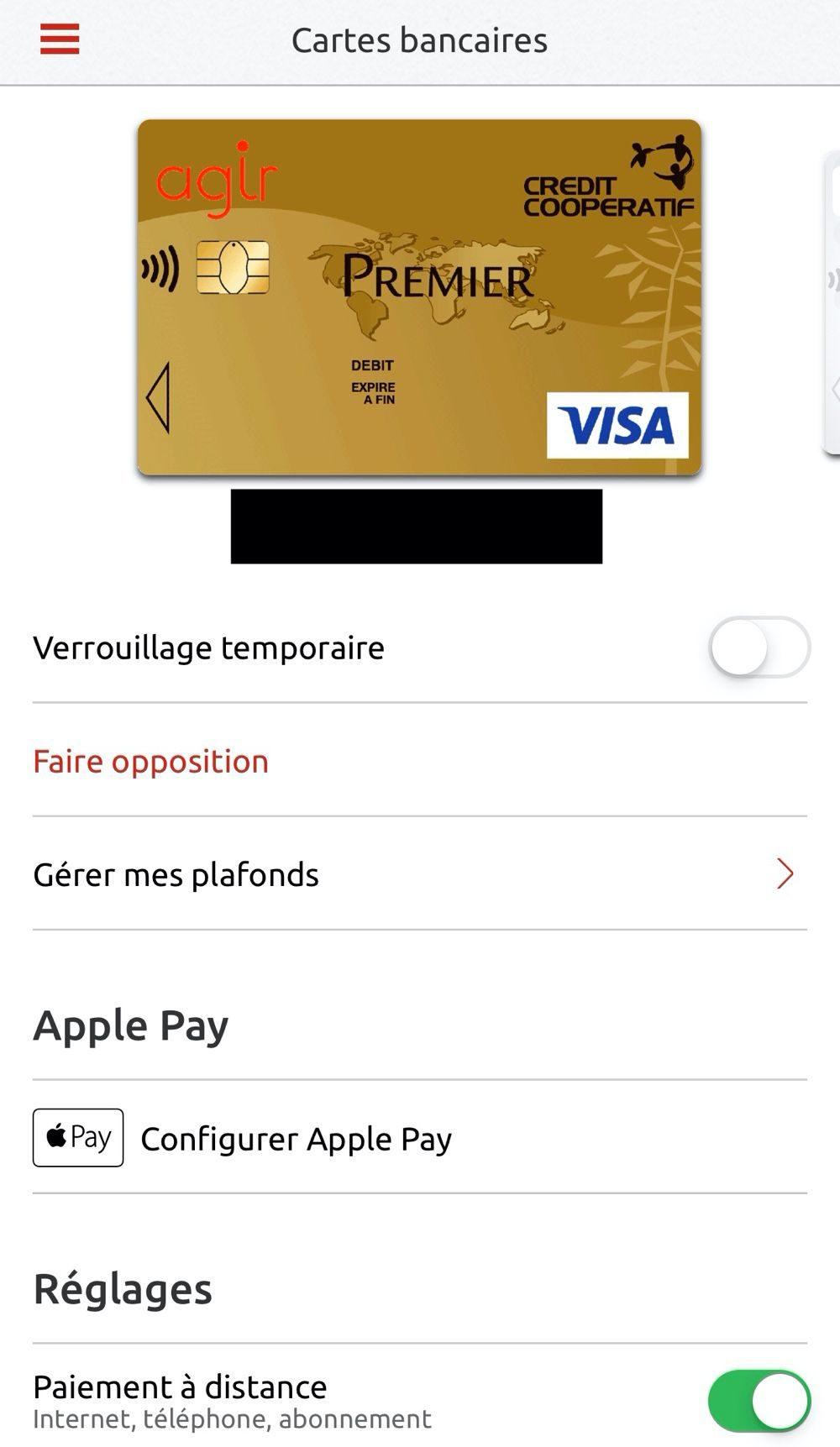 Apple Pay Credit Cooperatif 1000x1723 Apple Pay débarque enfin au Crédit Coopératif, toujours pas chez le Crédit Agricole