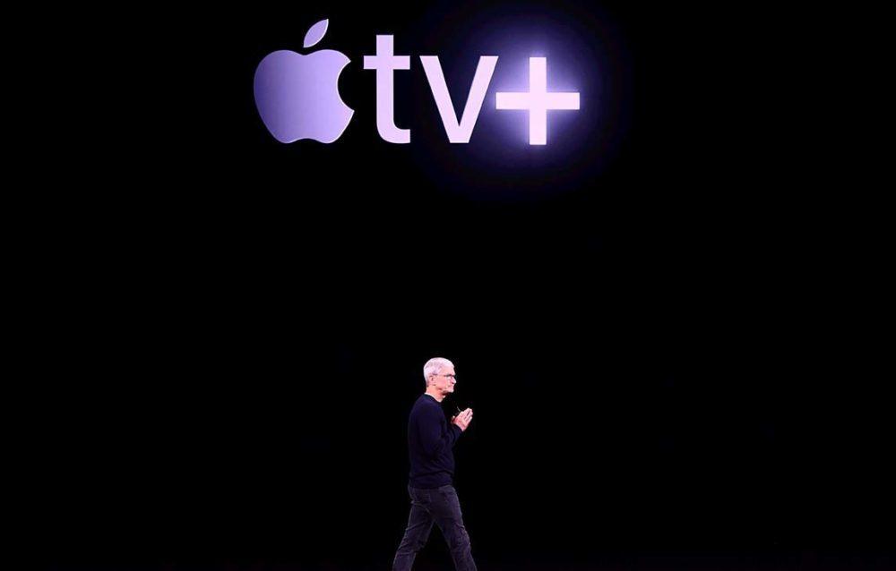 Apple TV Tim Cook 1000x638 Apple TV+ est là (1 an gratuit avec condition) : les films/séries proposés et les appareils compatibles