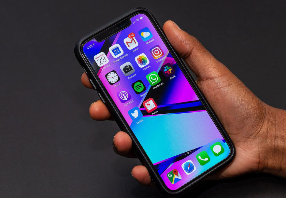 Apple iPhone Apps Apple ne va pas proposer de changer les applications par défaut sur iPhone