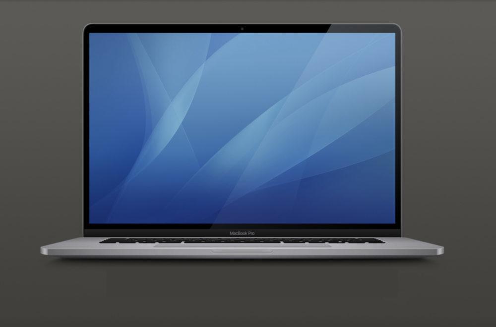 MacBook Pro 16 pouces macOS 10.15.1 Design 1000x660 Bloomberg a fait savoir quApple présentera aujourdhui un MacBook Pro 16 pouces