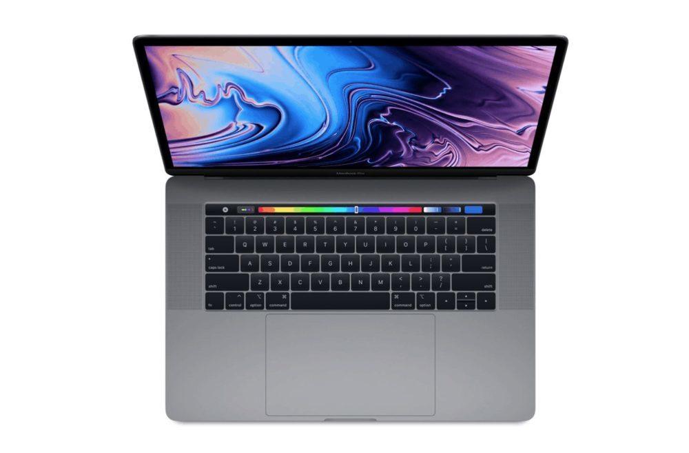 MacBook Pro 2018 15 Pouces 1000x657 Après la sortie du MacBook Pro 16 pouces, Apple ne propose plus à la vente le MacBook Pro 15 pouces