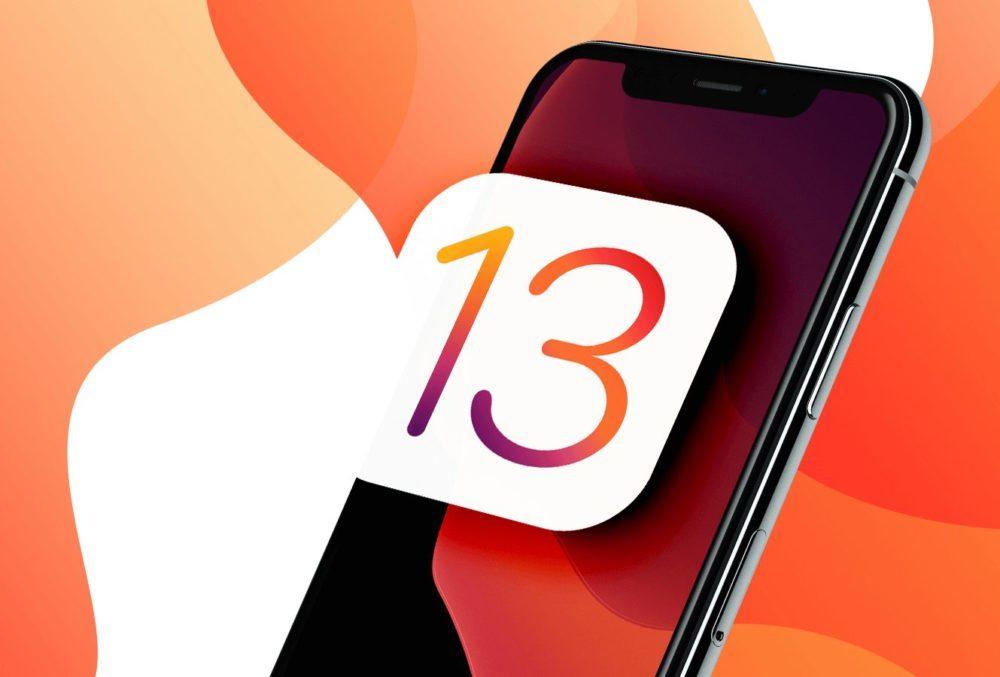 iOS 13 iPhone 1000x677 Plusieurs utilisateurs reprochent iOS 13.2 de fermer abusivement les applications en arrière plan