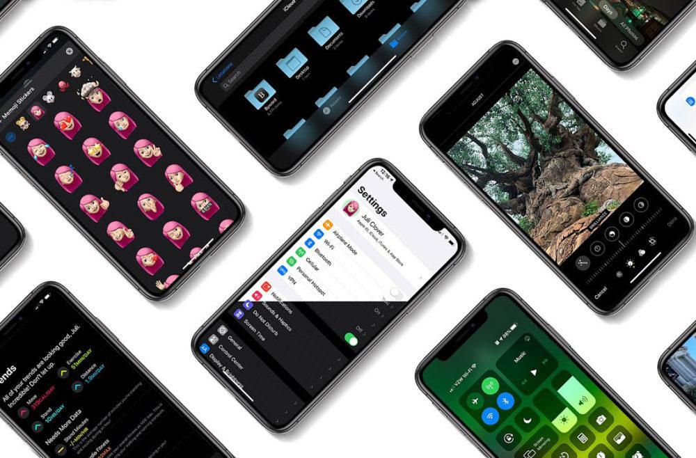 ios 13 iphone 1000x658 iOS 13.1.2 et iOS 13.1.3 : les restaurations et les mises à jour ne sont plus autorisées par Apple