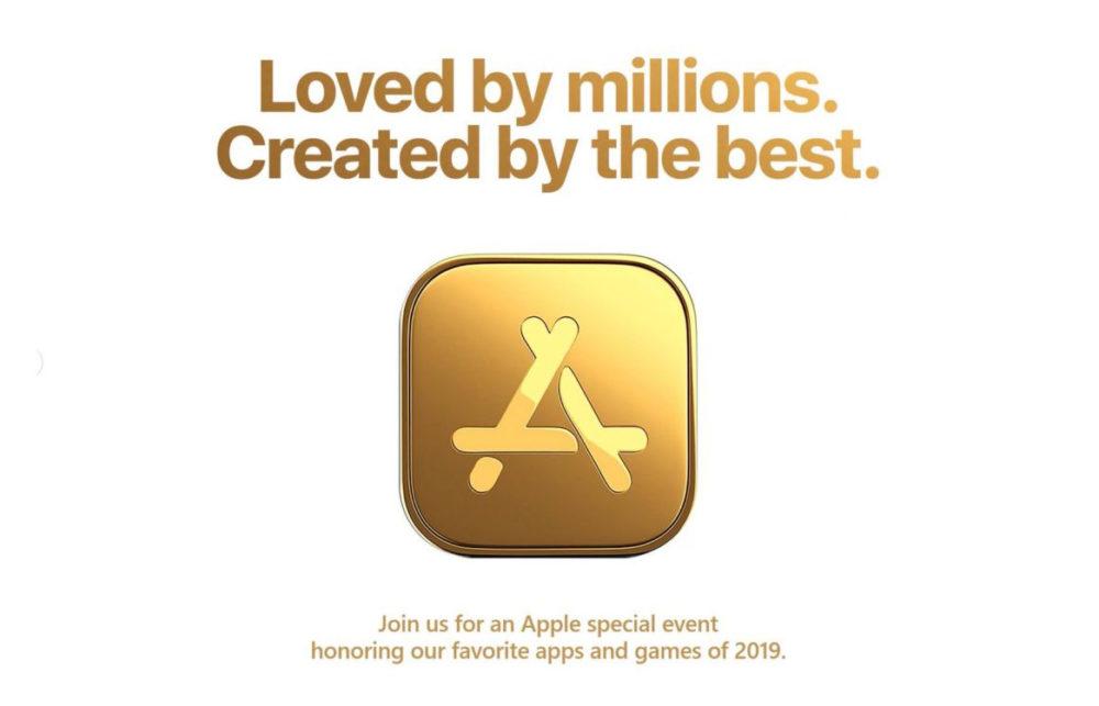 Les meilleurs applications et jeux 2019 du Spécial Event d'Apple