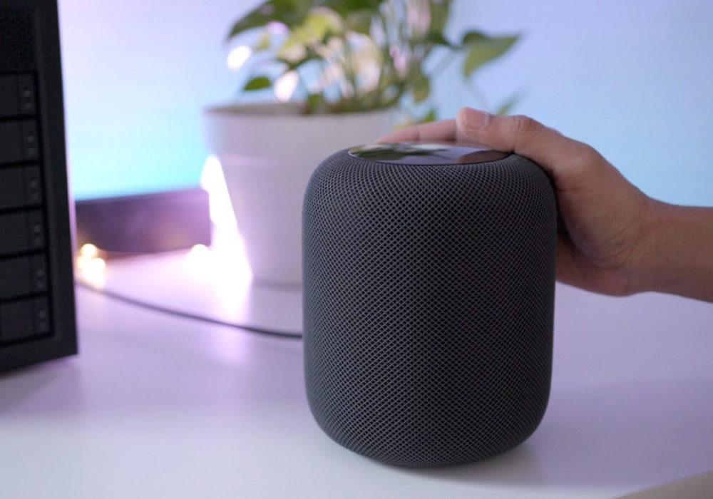 Apple HomePod Noir 11 Les ventes du HomePod sont en progression en pourcentage, mais maigres en volume (Q3 2019)