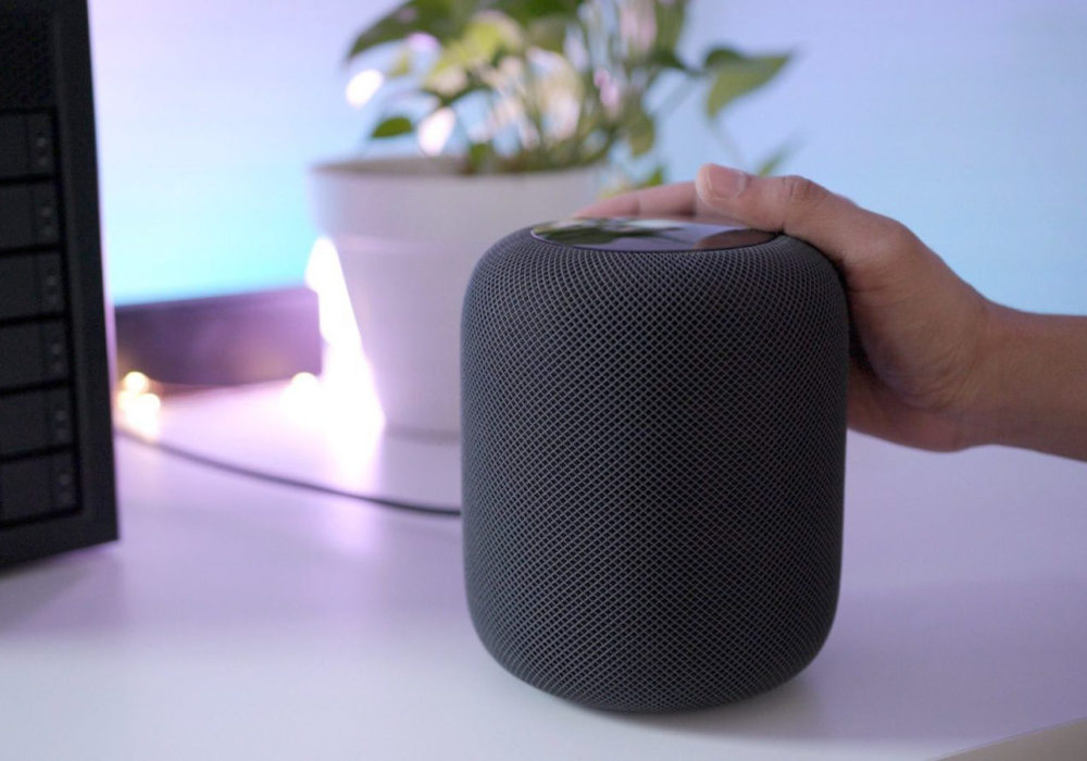 Apple HomePod Noir 11 Le HomePod est disponible à la vente en Inde par Apple, le prix est plus accessible quen France