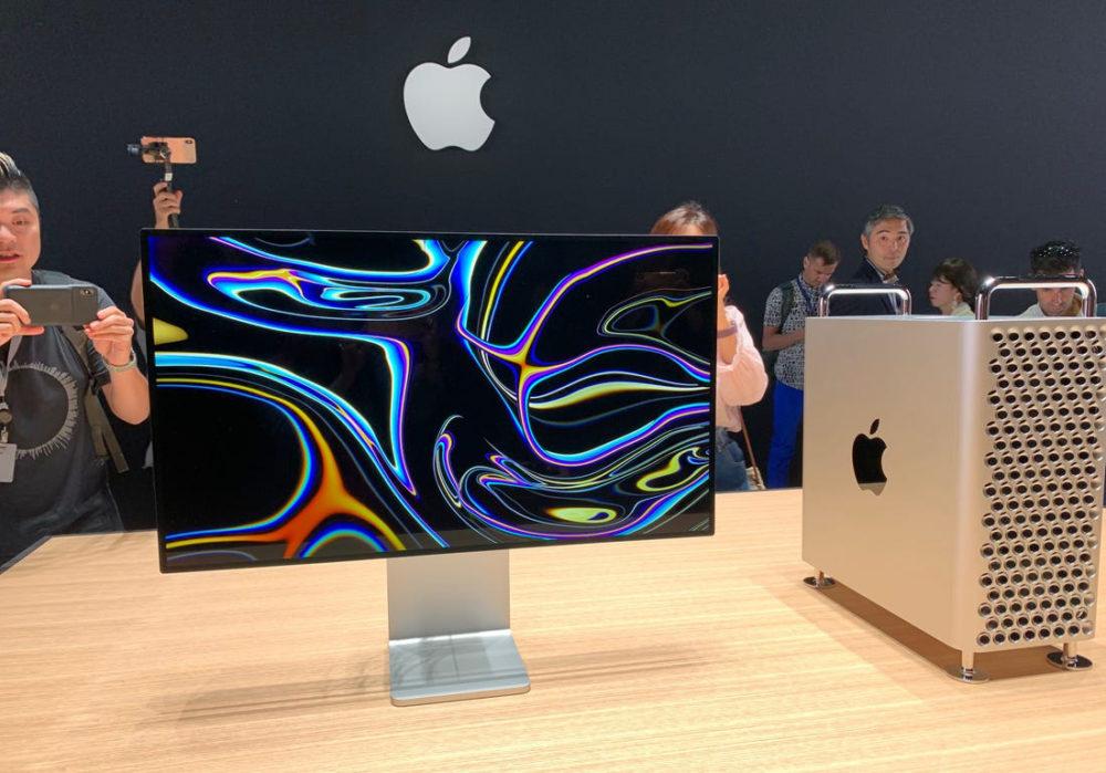 Mac Pro Pro Display XDR Mac Pro et Pro Display XDR : ils seront disponibles en précommande le 10 décembre