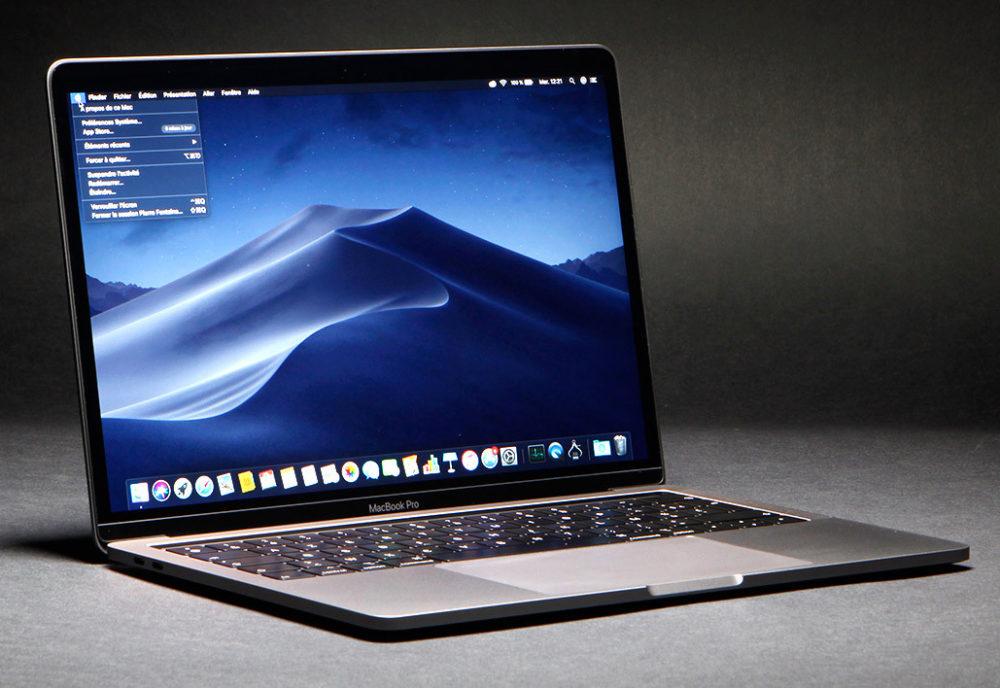 MacBook Pro 13 Pouces 2019 MacBook Pro 2019 13 pouces : certains modèles séteignent tout seuls, la solution dApple