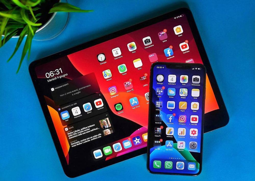 Apple rend disponible iOS 13.3.1 et iPadOS 13.3.1 bêta 2