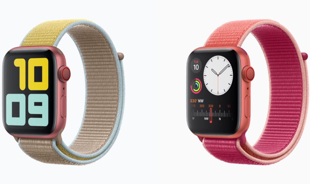 product red apple watch 2020 copy Une Apple Watch Series 5 Product(RED) serait dans les parages