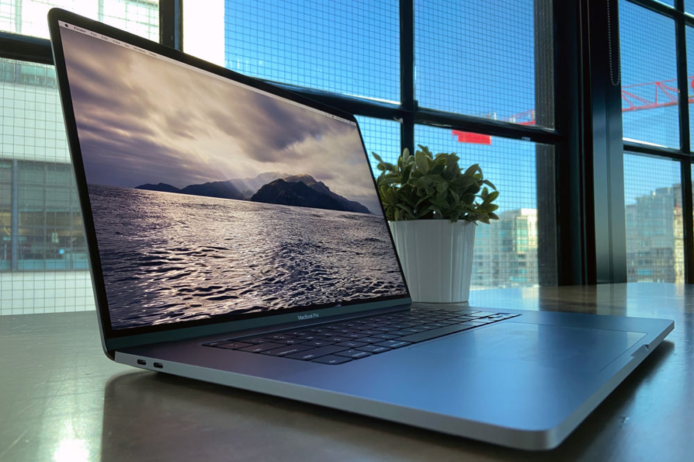 16 pouces macbook pro 2019 MacBook Pro 16 pouces : une mise à jour supplémentaire de macOS 10.5.5 pour la Radeon Pro 5600M