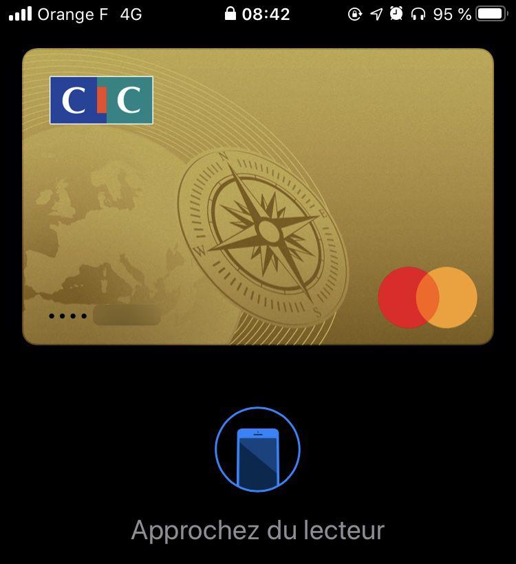 Apple Pay CIC Apple Pay est enfin disponible au CIC et au Crédit Mutuel Alliance Fédérale