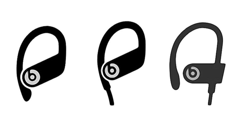Apple Powerbeats 4 iOS 13.3.1 Le design des écouteurs Powerbeats 4 retrouvé dans iOS 13.3.1
