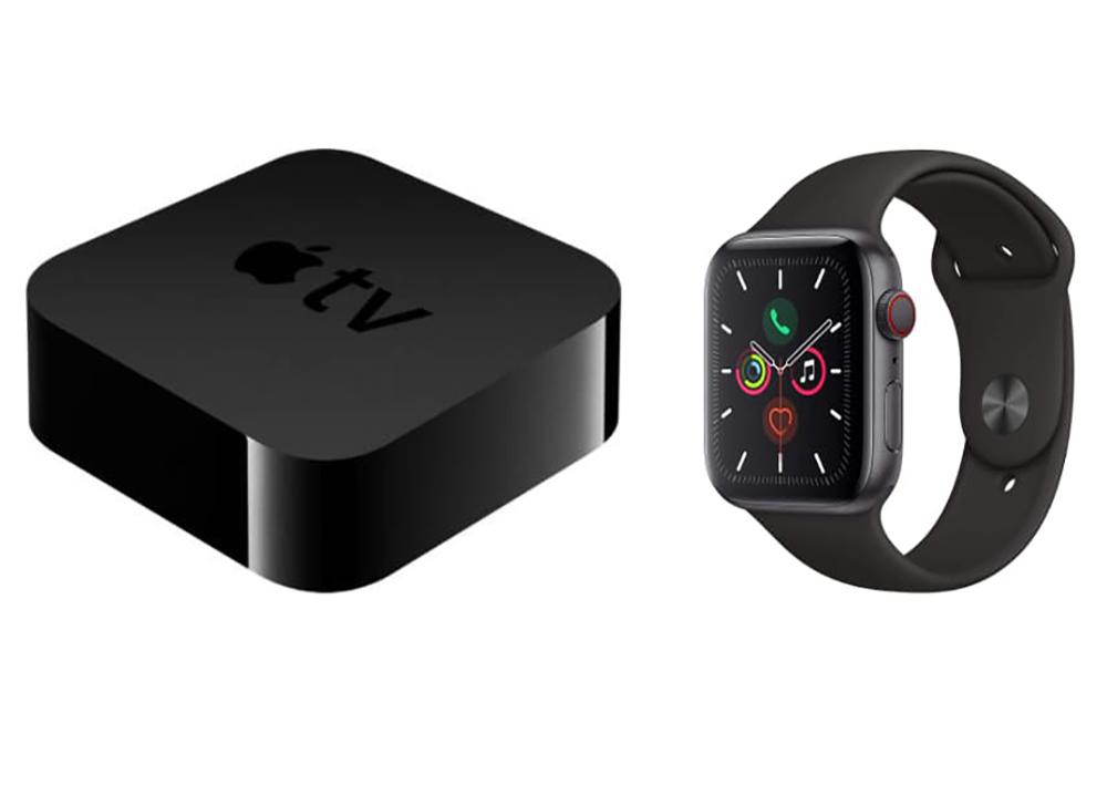 Apple TV Apple Watch La version finale de watchOS 6.1.2 et de tvOS 13.3.1 sont disponibles